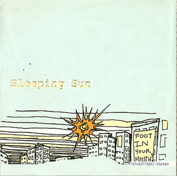 Ben Campbell - Sleeping Sun Back