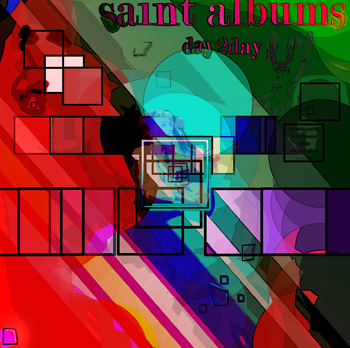 Saint Albums - Day2Day Cover