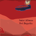 Saint Albums - Red Zeppelin