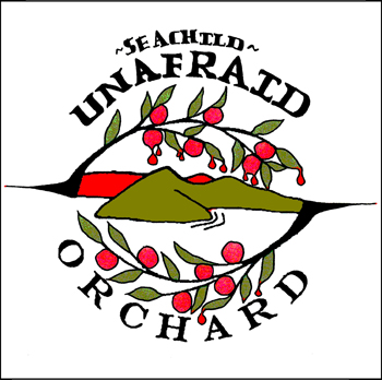 Seachild - Unafraid Orchard Cover