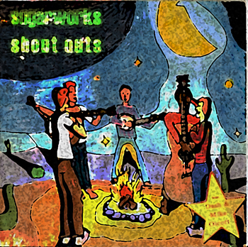 Sugarworks - Shout Outs Cover